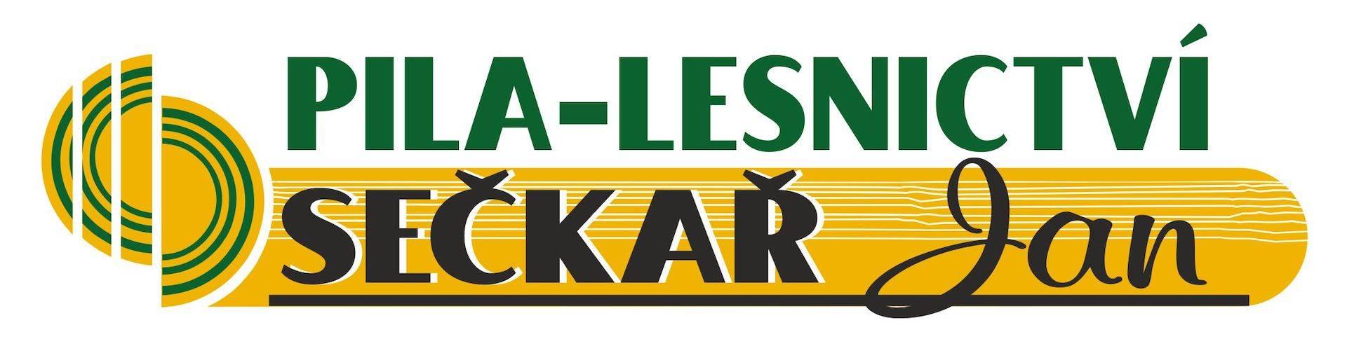 Pila-Lesnictví Sečkař Jan logo Velká nad Veličkou Pila-lesnictví Jan Sečkař, Velká nad Veličkou
